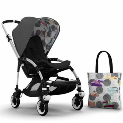 Bugaboo Bee3 Andy Warhol Accessory Pack