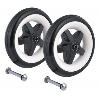 "Bugaboo Bee³ 6"" Front Wheels with Foam Filled Tyre"
