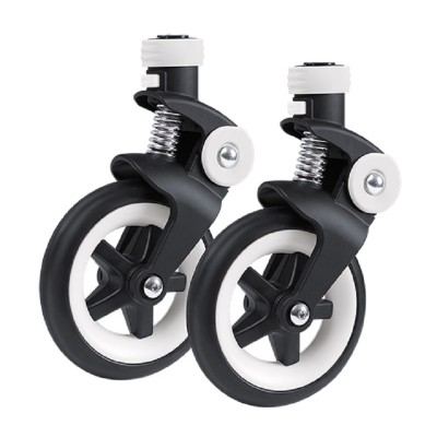 "Bugaboo Bee³ 6"" Front Swivel Wheels with Fork"