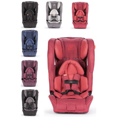 Diono Rainier 2 AXT Latch All In One Convertible Car Seat
