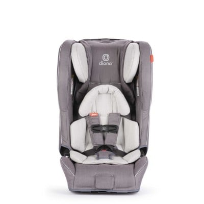 Diono Rainier 2 AXT Latch All In One Convertible Car Seat - Gray Oyster