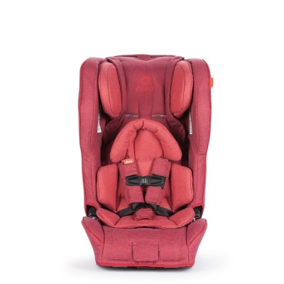 Diono Rainier 2 AXT Latch All In One Convertible Car Seat - Red