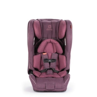 Diono Rainier 2 AXT Latch All In One Convertible Car Seat - Plum