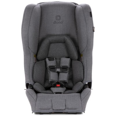 Diono Rainier 2 AX Vogue Latch Convertible Car Seat - Dark Grey Wool