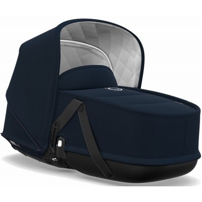 Bugaboo Bee5 Classic Bassinet Tailored Fabric Set - Dark Navy
