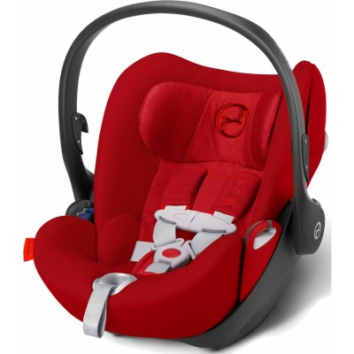 Cybex Cloud Q Infant Car Seat - Hot & Spicy