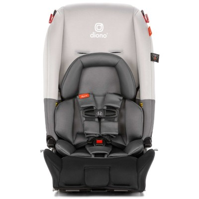 Diono Radian 3 RX Latch All in One Convertible Car Seat - Gray Light