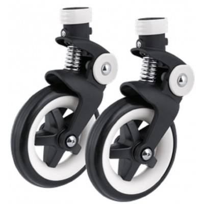 "Bugaboo Bee 6"" Front Swivel Wheels with Fork"