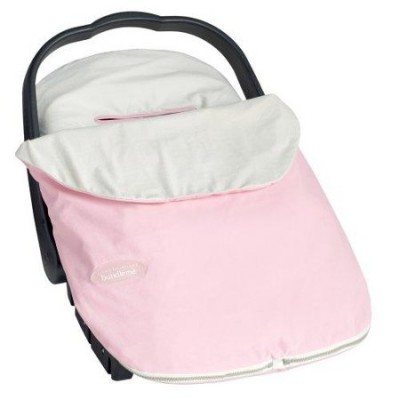 JJ Cole Bundle Me Lite - Pink-Infant (Up To 21 Lbs. or 1 Year)