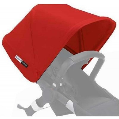 Bugaboo Runner Sun Canopy Red