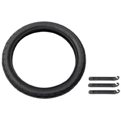 """Bugaboo Runner 16"""" Outer Tire Replacement Set"""