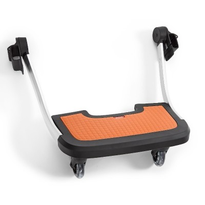 Diono Hop and Roll Board To Fit All Quantum Stroller - Orange