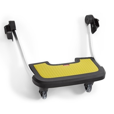 Diono Hop and Roll Board To Fit All Quantum Stroller - Yellow