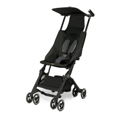 GB Pockit Super Compact Stroller - Black