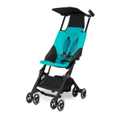 2016 GB Pockit Super Compact Stroller - Capri Blue