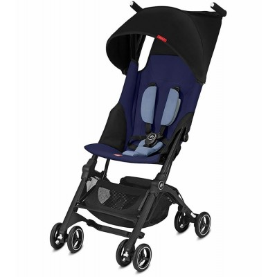 GB Pockit Super Compact Stroller - Sapphire Blue