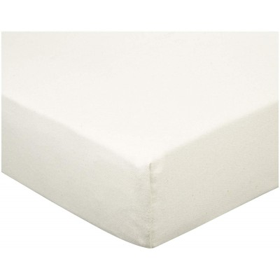 Naturepedic Organic Cotton Fitted Crib Sheet Flannel