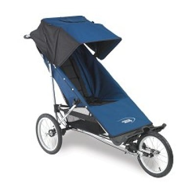 Advance Mobility Freedom Special Needs Stroller Push Chair - Navy