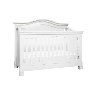 MILLION DOLLAR BABY LOUIS 4-IN-1 CONVERTIBLE CRIB WITH TODDLER RAIL