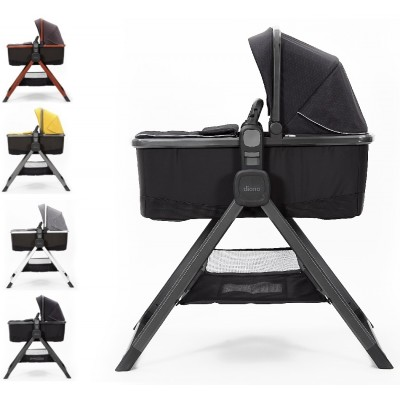 Diono Quantum 2 Carrycot and Travel Stand