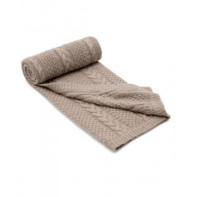Mamas & Papas Knitted Blanket (70x90cm) Cable
