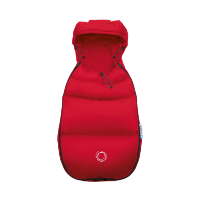 Bugaboo Cameleon3 High Performance Footmuff Red