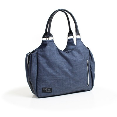Valco Baby Mothers Bags / Diaper Bag - Denim