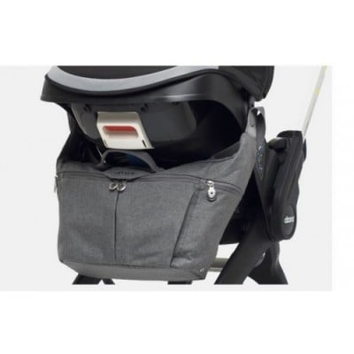 Doona All-day Bag Grey Storm