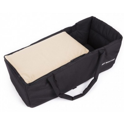 Baby Monster Carrycot without Lid - Sand