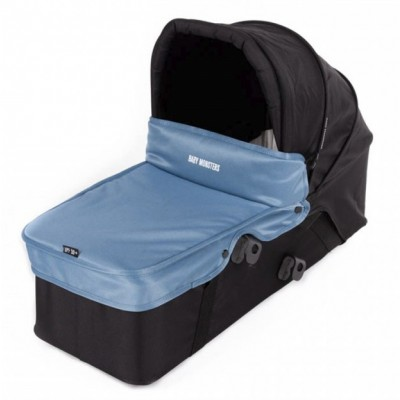 Baby Monster Carrycot with Lid - Atlantic