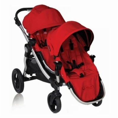 Baby Jogger City Select Double Ruby Pre-Order