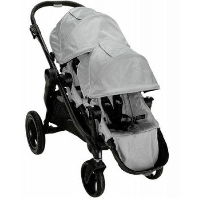 Baby Jogger City Select Double Silver Pre-Order