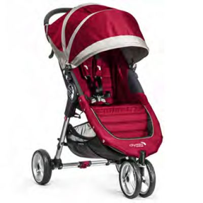 Baby Jogger City Mini Crimson