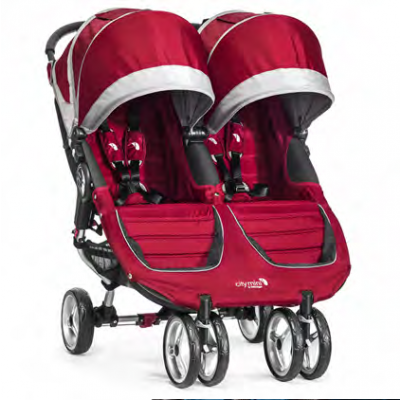 Baby Jogger City Mini Double Pre-Order