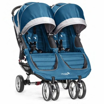 Baby Jogger City Mini Double Teal Pre-Order