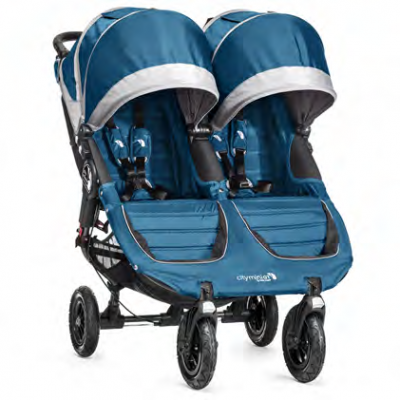 Baby Jogger City Mini GT Double Teal Pre-Order