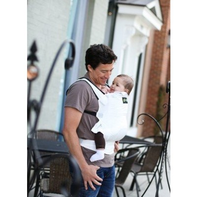 Boba Air Lightweight Infant Carrier White