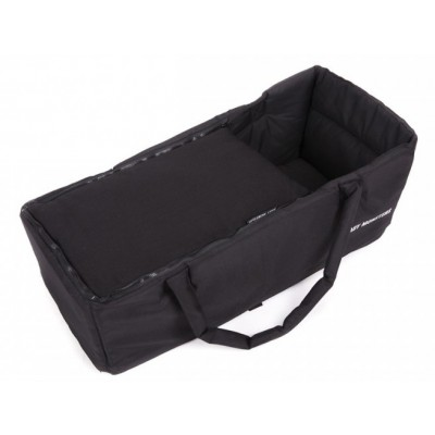 Baby Monster Carrycot without Lid - Black