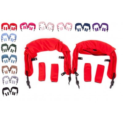 Baby Monster Kuki Twin Canopy Color Pack