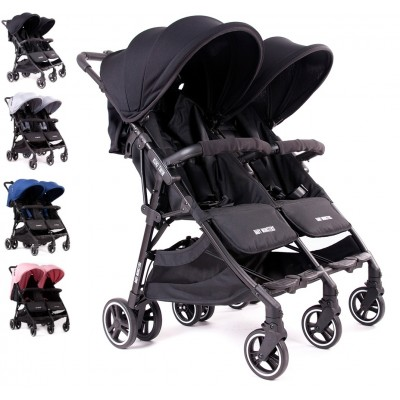Baby Monster Kuki Twin Stroller