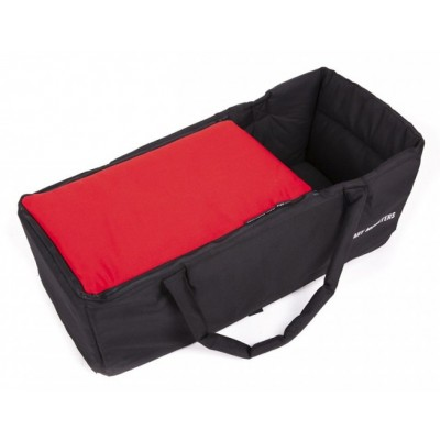Baby Monster Carrycot without Lid - Red