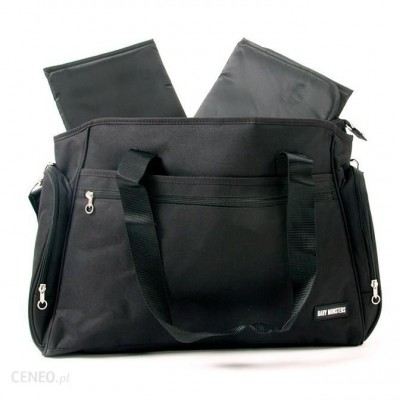 Baby Monster Easy Twin Bags - Black
