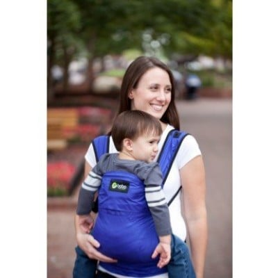 BoBoba Air Lightweight Infant Carrier Blue