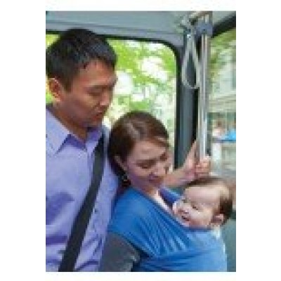 Boba Wrap Style Baby Carrier