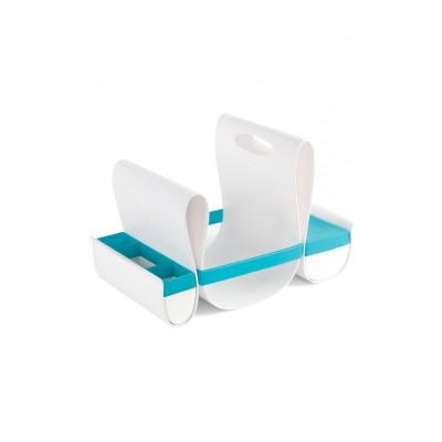 Boon Loop Diaper Caddy - Blue