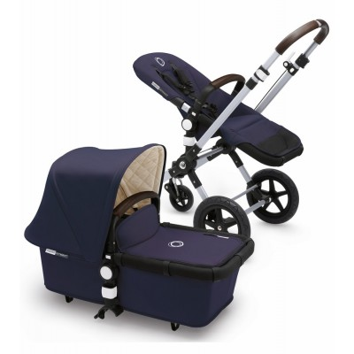Bugaboo Cameleon 3 Classic Plus Complete Stroller - Navy Blue