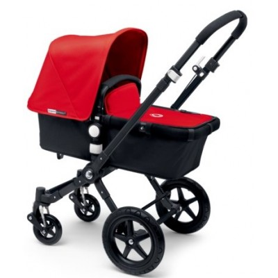 Bugaboo Cameleon3 Extendable Tailored Fabric Sets Red