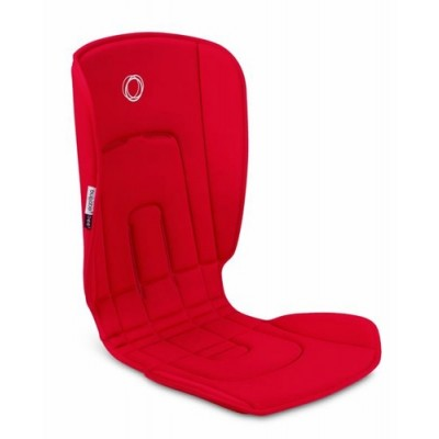 Bugaboo Bee3 Stroller Seat Fabric Liner - Red