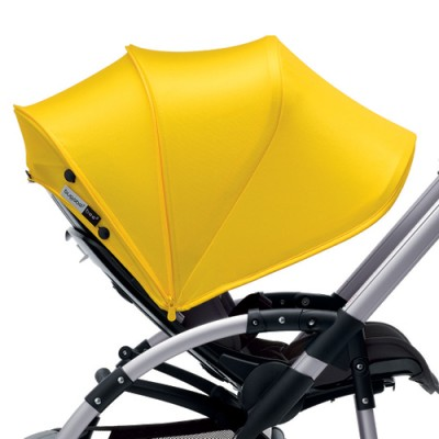 Bugaboo Bee3 Extendable Sun Canopy - Black