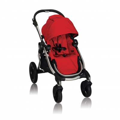 Baby Jogger City Select Unique Customize Stroller Ruby